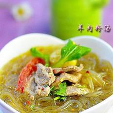 羊肉粉汤的做法
