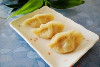 牛肉杏鲍菇烫面蒸饺的做法