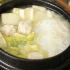 珍珠翡翠白玉汤