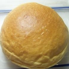小型巨蛋面包的做法