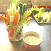 生菜沙拉棒的做法