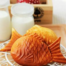 日式鲷鱼烧的做法