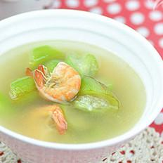 海鲜丝瓜汤的做法
