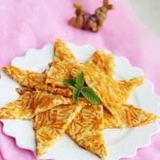 南瓜丝饼的做法