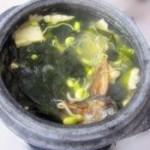 明太鱼皮豆芽汤的做法