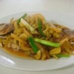 泡坛酸菜烧鱼