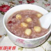 红豆莲子粥的做法