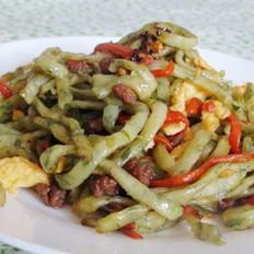 蔬菜炒面的做法
