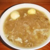 银耳绿豆甜品的做法