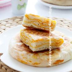 南瓜烙饼的做法