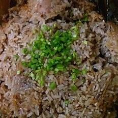 粽香糯米蒸排骨的做法