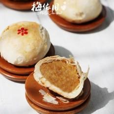 苏式凤梨月饼的做法