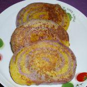 香煎紫薯南瓜馒头的做法