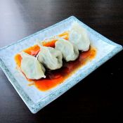 羊肉韭菜饺的做法