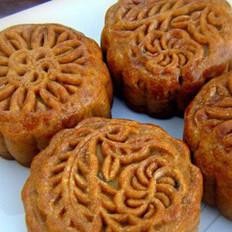 廣式五仁月餅的做法