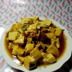 牛肉烧嫩豆腐的做法