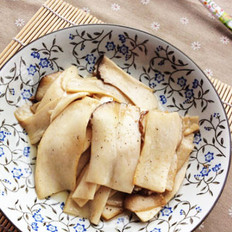 香煎椒鹽杏鮑菇的做法