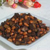 肉丁豆干辣酱的做法