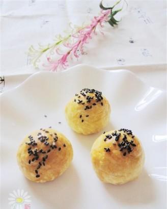 苏式蓬松月饼的做法
