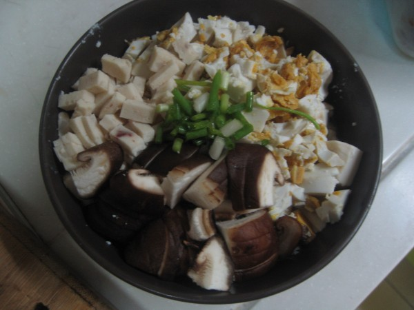 蒸菜一碗鲜的做法