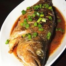 豆豉鲈鱼的做法