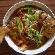 香焖平鱼的做法