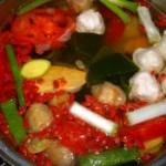 清水涮肥牛鍋的做法
