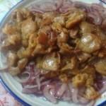 洋葱炒瘦肉的做法