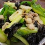 灯笼椒芹菜炒肉片的做法