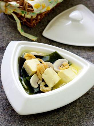 节后必备的清肠排毒汤 海带豆腐汤 - 浓情巧克力 - 美衣 美食 唯美