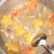 杨桃木瓜汤