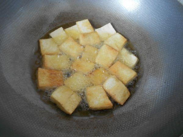 油炸豆腐的家常做法_油炸豆腐的做法_家常油炸豆腐的做法【图】油炸豆腐的
