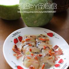 火腿花菇冬瓜夹的做法