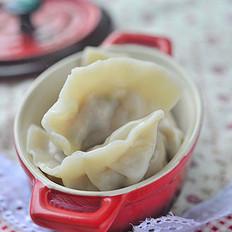 芹菜猪肉饺的做法