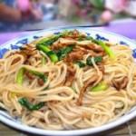牛肉丝香菇炒米粉的做法