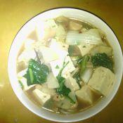豆腐粉条大烩菜的做法