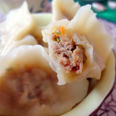 手工羊肉水饺的做法