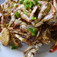 年糕炒蟹的做法