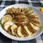 蚝油鲍菇夹的做法