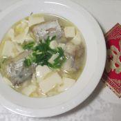 带鱼豆腐汤的做法