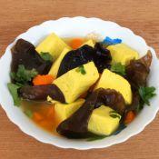 咖喱豆腐湯的做法