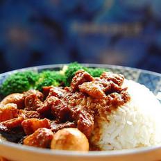 台湾卤肉饭 的做法