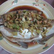 小米椒鳊鱼