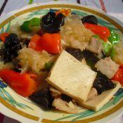 家常千页豆腐