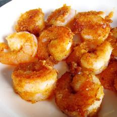 布法罗香酥虾球 的做法