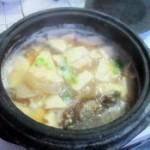 砂锅豆腐酱汤