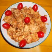 鸡蛋裹豆腐