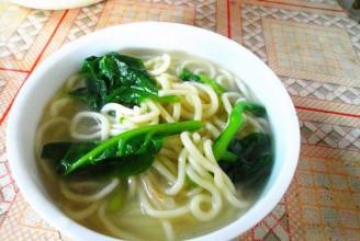 汤菜面条的大全_面条汤菜家常的做法【图】汤菜做法的家常做法面条鸭血汤粉图片