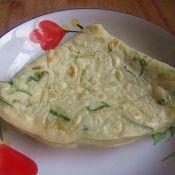 青葱黄瓜丝饼的做法