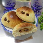 南瓜紫薯切馍